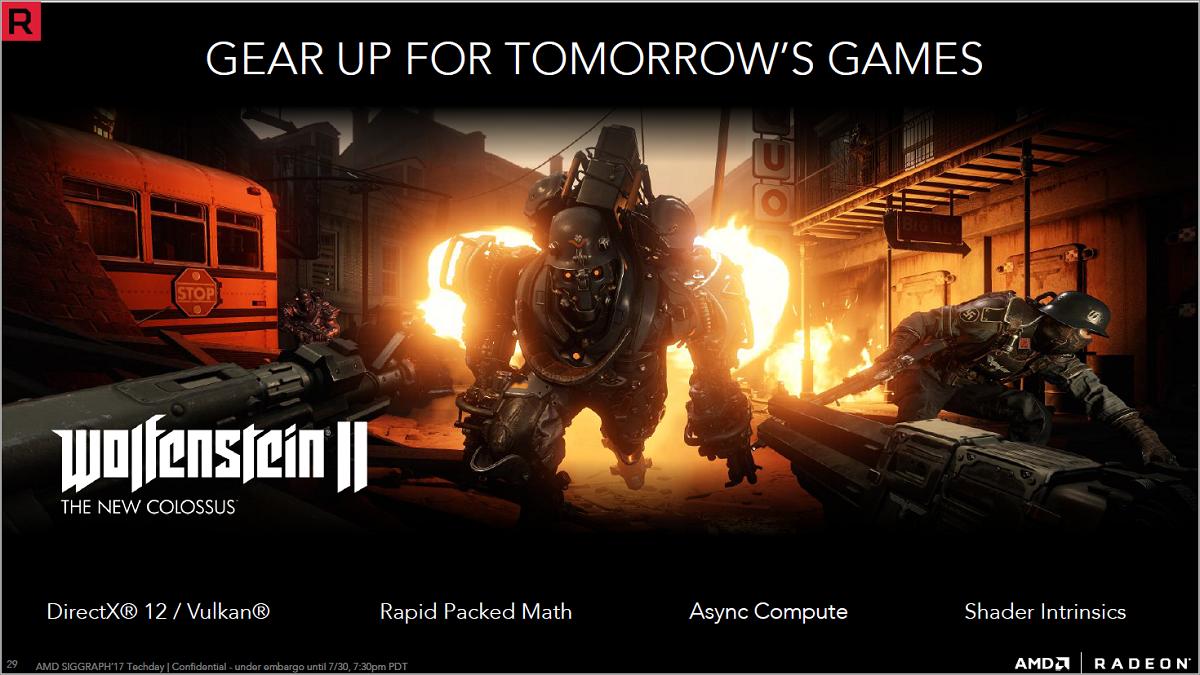 Photo of Far Cry 5 și Wolfenstein 2 se folosesc de Rapid Packed Math pentru Vega