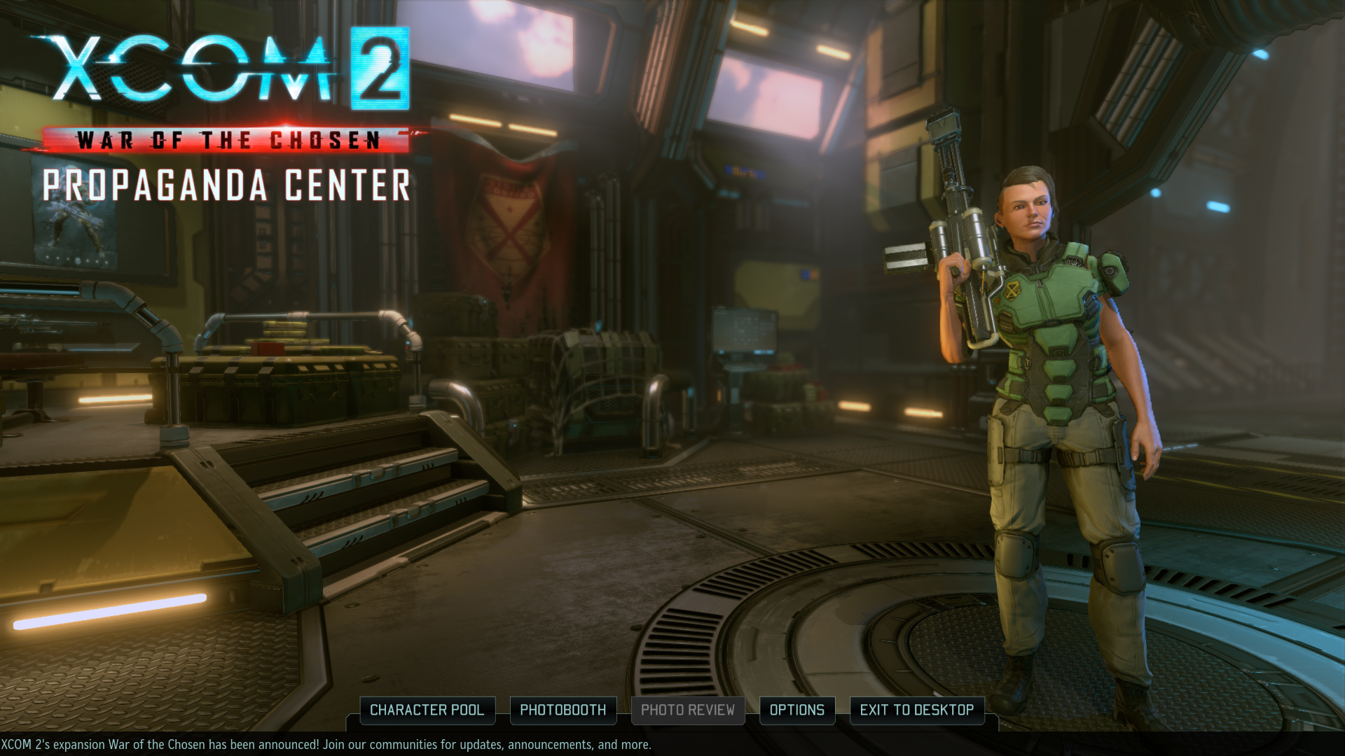 Photo of XCOM 2 primește o unealtă de propagandă gratuită