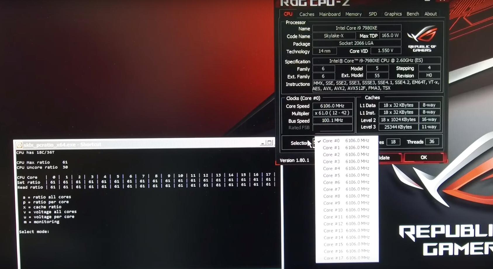 Photo of Cum se descurcă un i9 7980XE la 6 GHz?
