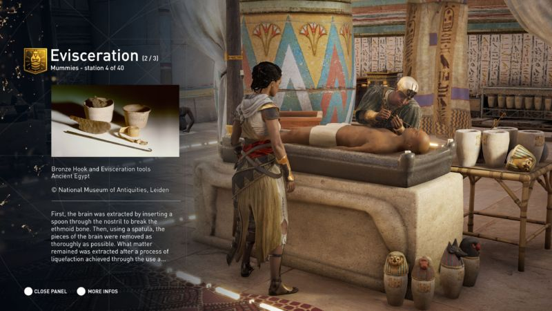 "Photo of Assassin's Creed: Origins are un mod de joc intitulat ""discovery tour"""