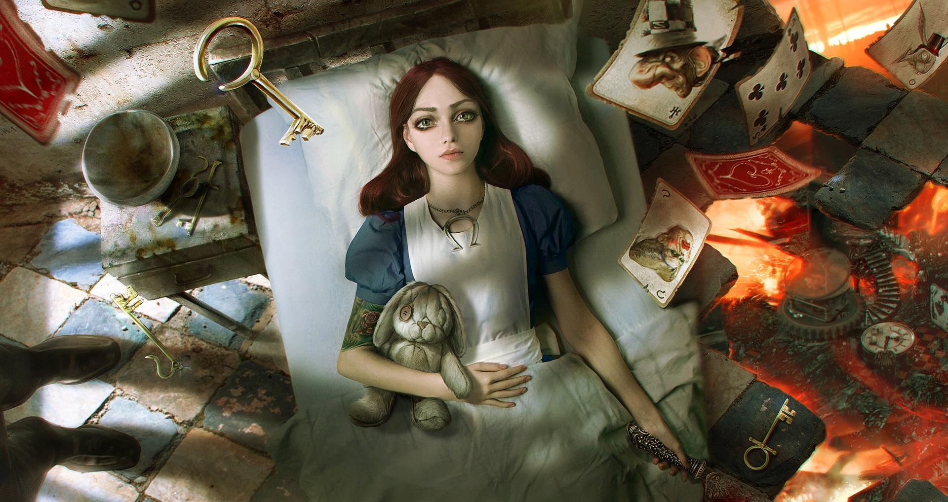 Photo of American McGee lucrează la o propunere pentru Alice 3