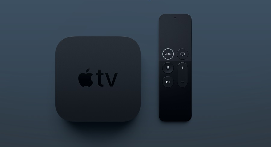Apple TV 2017