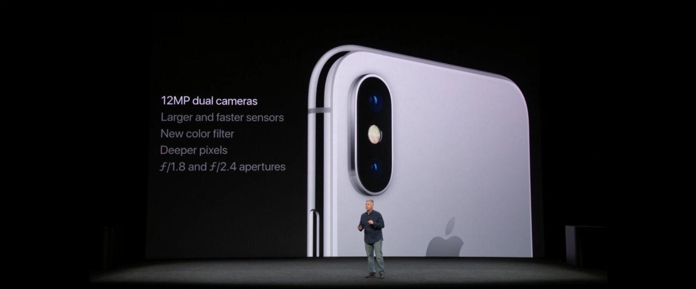 Photo of Camera lui iPhone X se comportă asemănător cu o cameră profesională