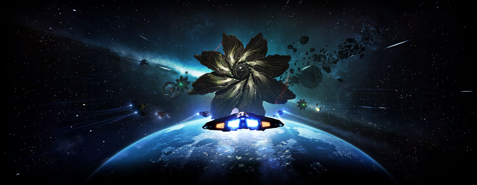 Elite Dangerous The Return
