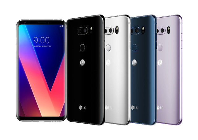 Photo of LG V30 a fost prezentat la IFA 2017