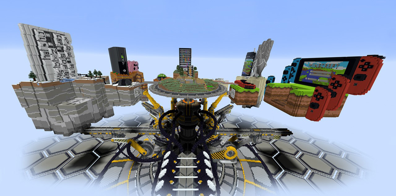 "Photo of A fost lansat update-ul ""Better Together"" pentru Minecraft"