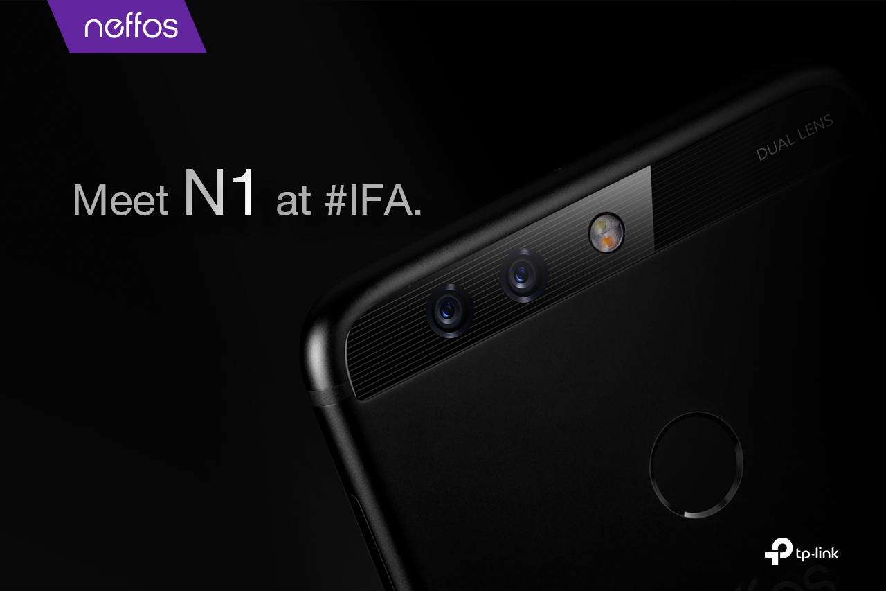 Photo of TP-Link a prezentat telefonul Neffos N1 la IFA 2017