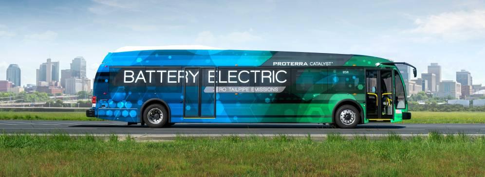 Photo of Record mondial: un autobuz electric Proterra tocmai a mers 1770 km cu o singură încărcare