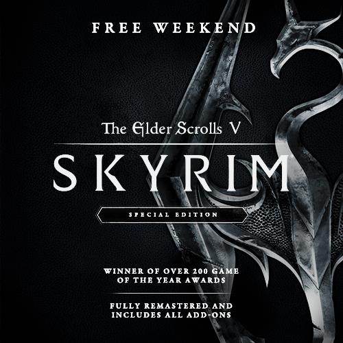 Photo of Skyrim: Special Edition poate fi încercat gratuit în acest weekend