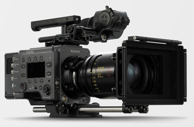 Photo of Sony anunță Venice, o cameră cinematografică CineAlta Full Frame