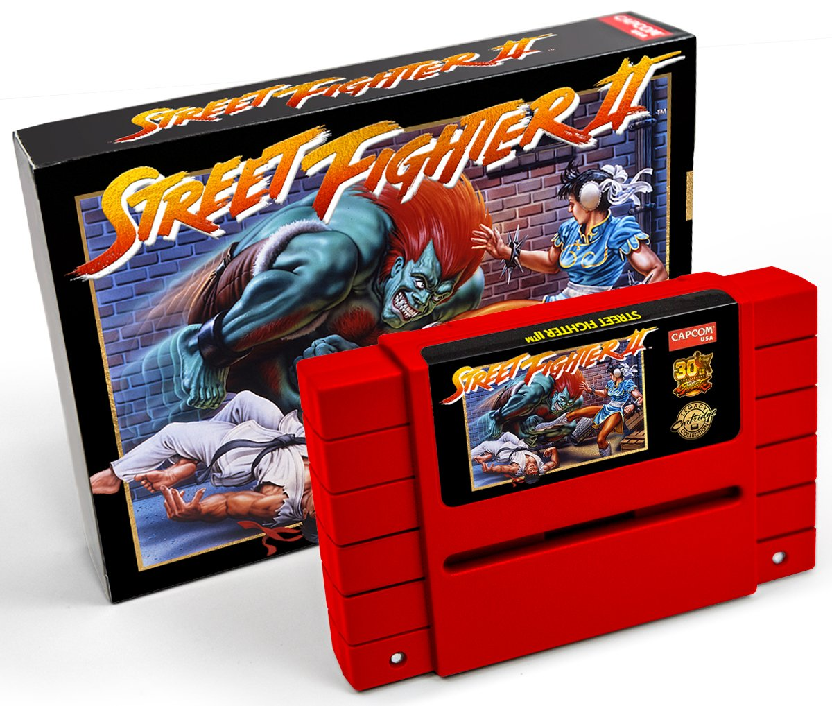 Photo of Street Fighter II pentru SNES este re-lansat
