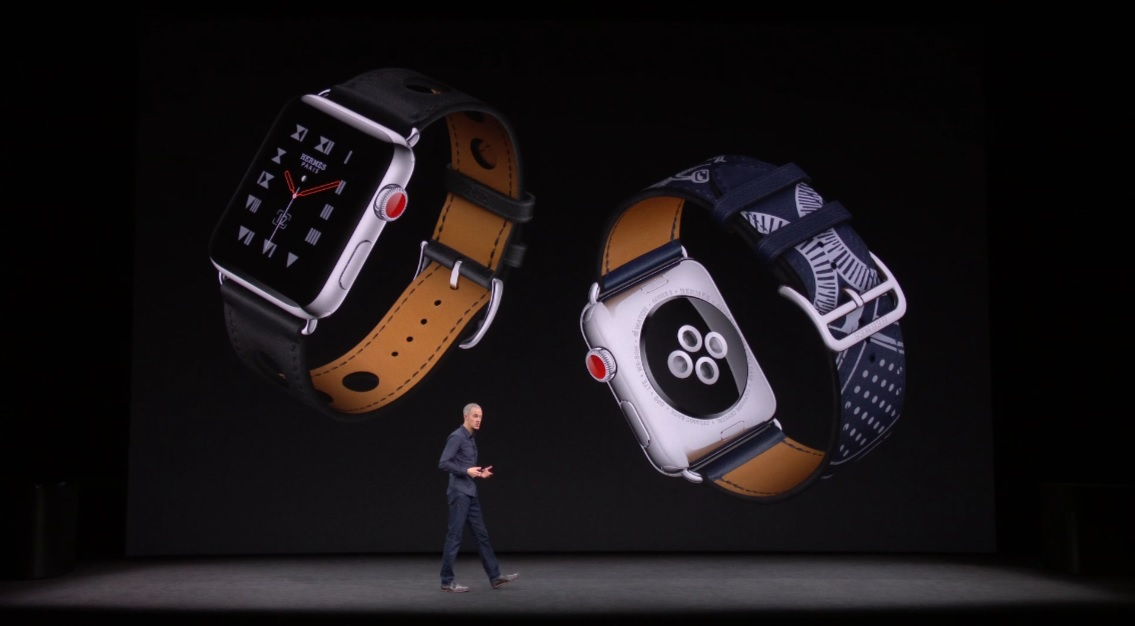Photo of Apple înregistrează 6 modele de Apple Watch 4 la EEC