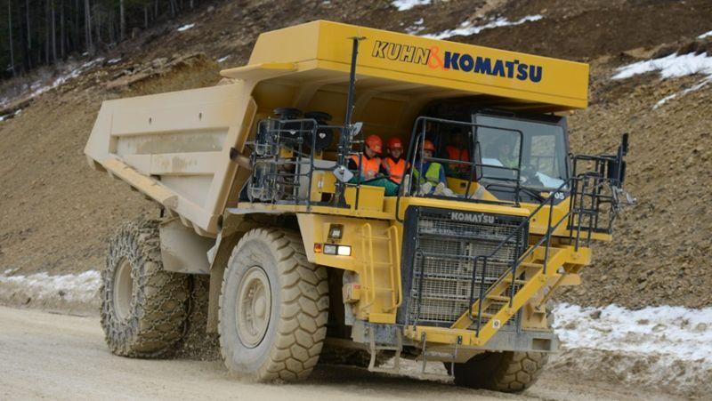 Photo of Acest camion utilitar este cel mai mare vehicul alimentat electric