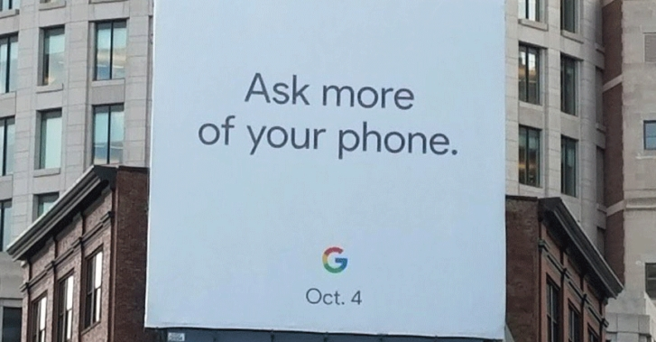 Photo of Evenimentul Google va avea loc pe 4 octombrie