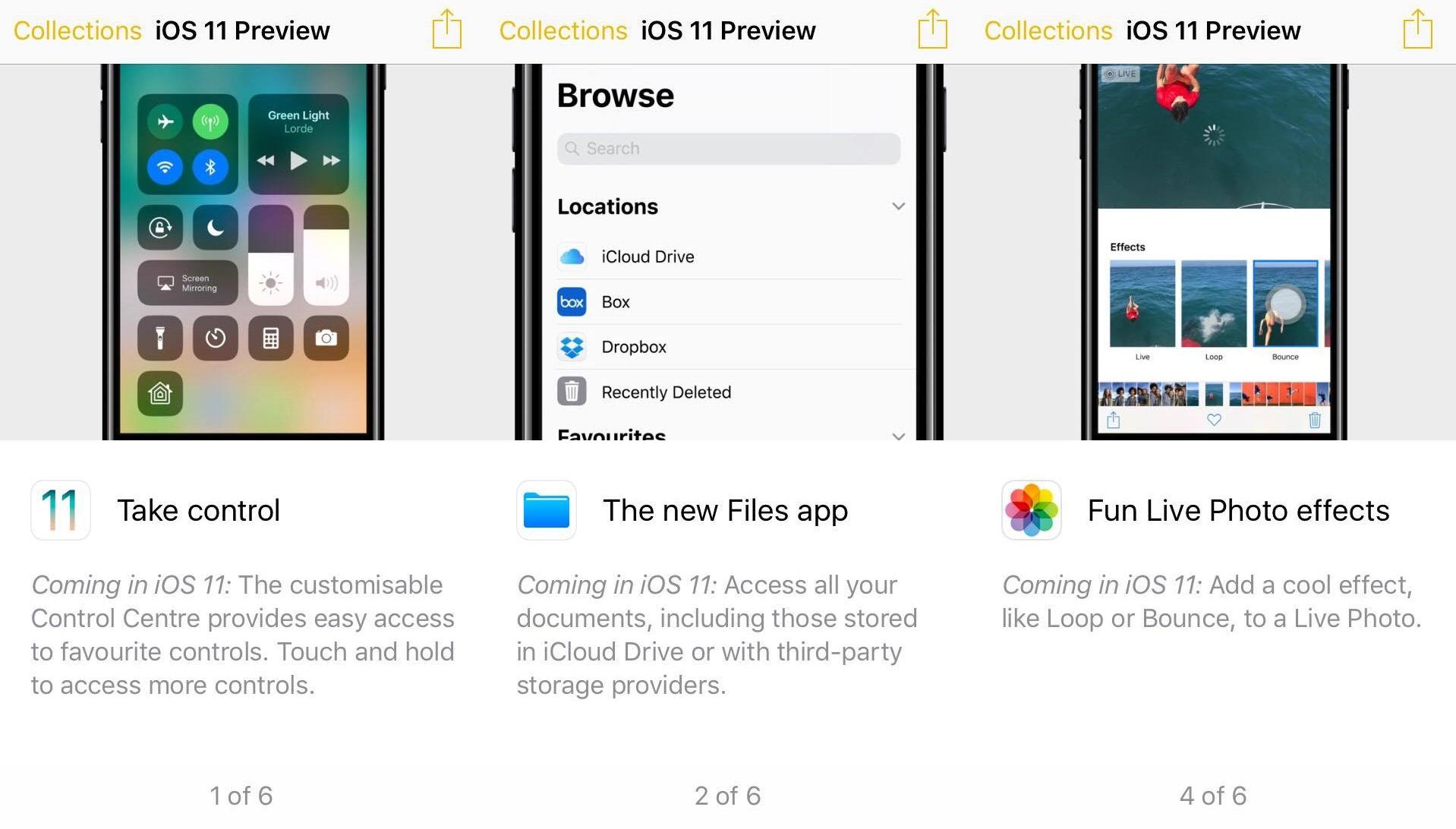 Photo of Apple promovează noile funcții din iOS 11 prin intermediul aplicației Tips
