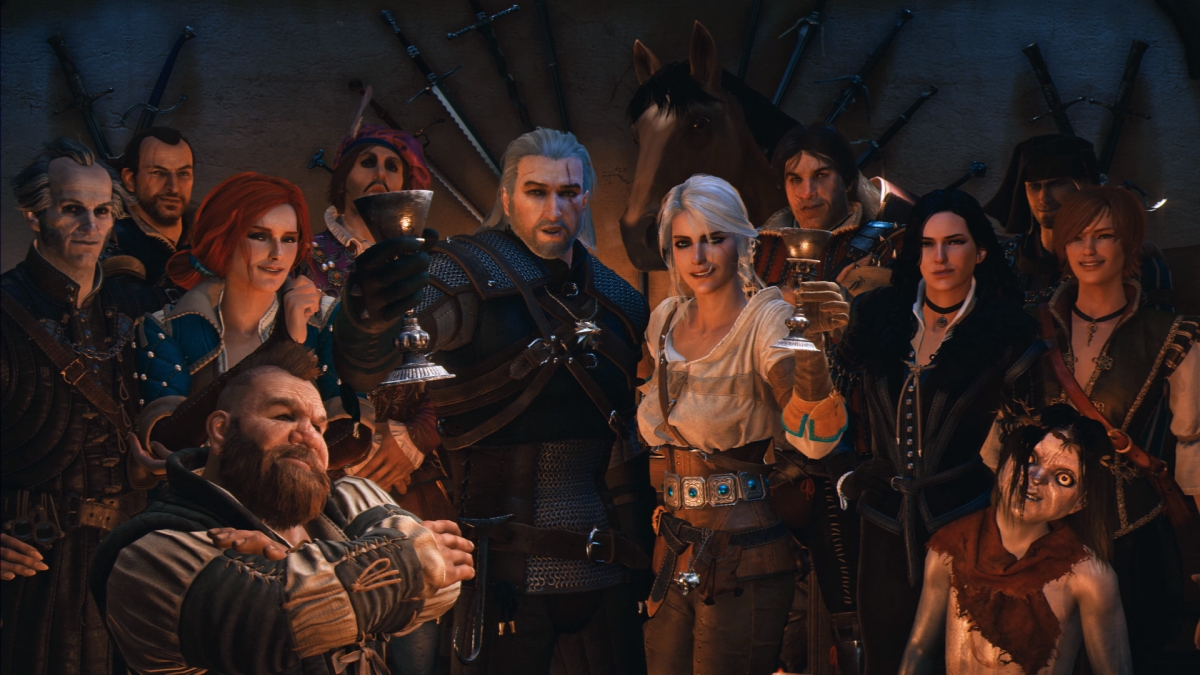 Photo of CD Projekt RED ar putea reveni la seria The Witcher