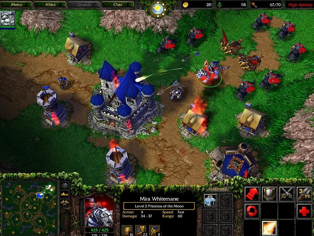 Photo of Blizzard lucrează la un MMO RTS pentru mobile