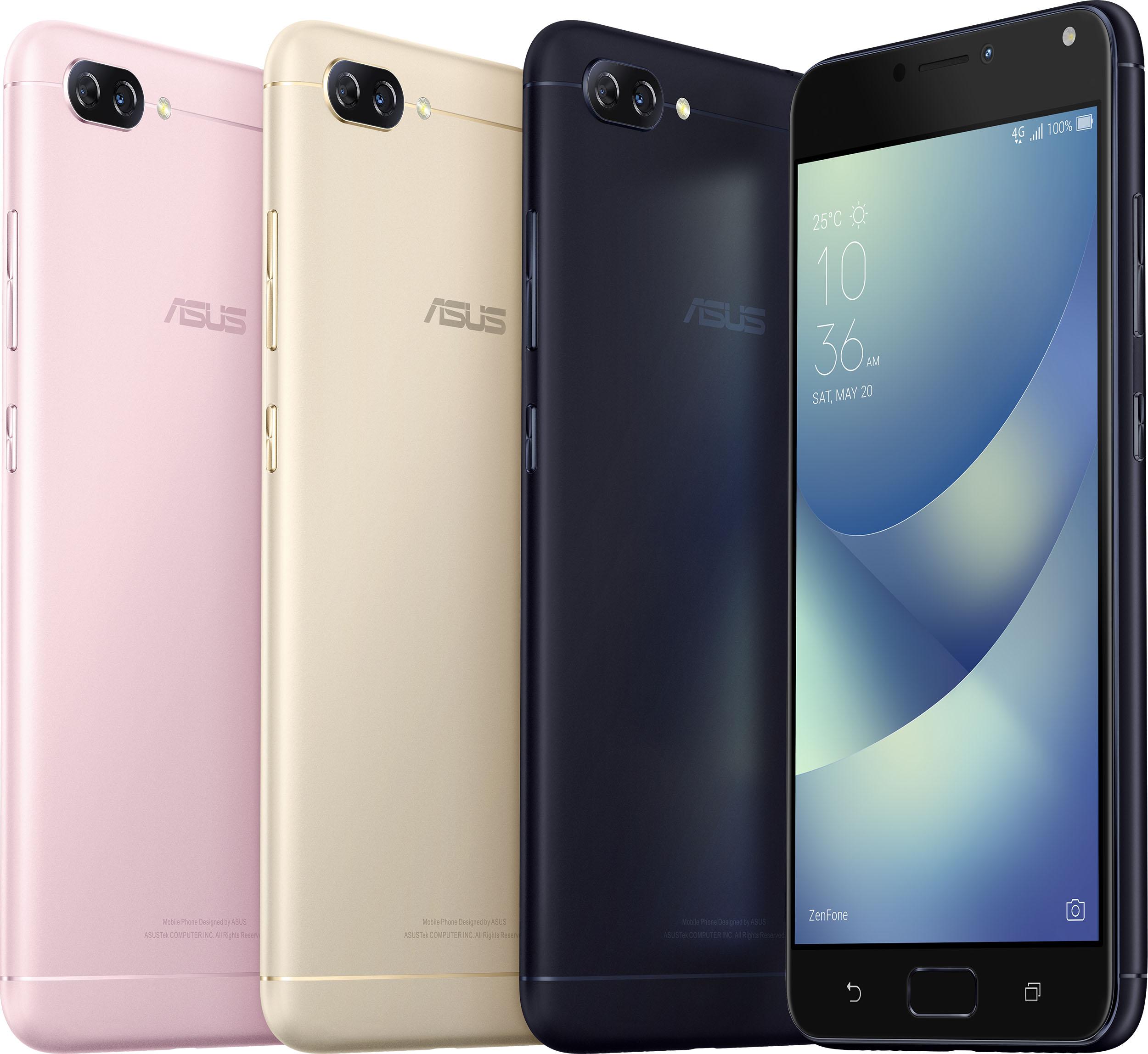 Photo of ASUS a lansat telefoanele ZenFone 4 în Europa
