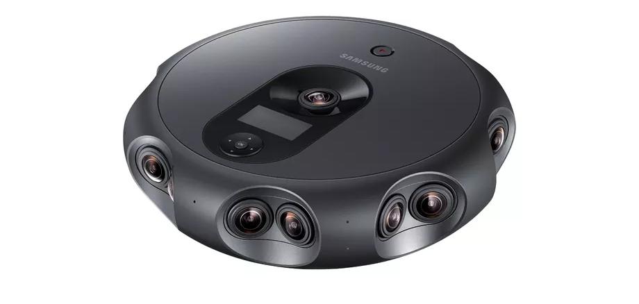 Photo of Samsung anunță o nouă cameră VR numită 360 Round