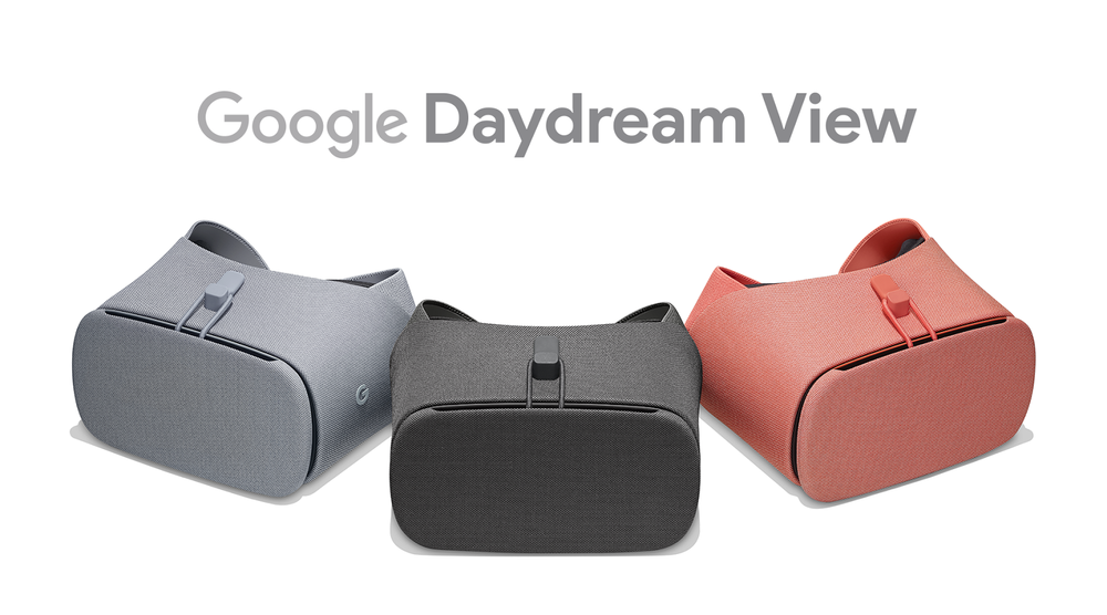 Photo of Google anunță un nou Daydream View
