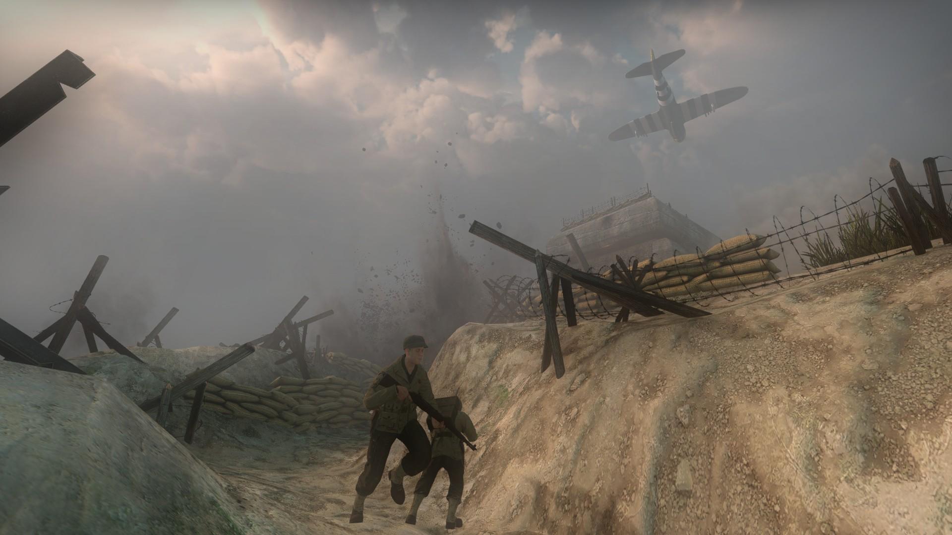 Photo of Day of Infamy este gratuit acum pe Steam