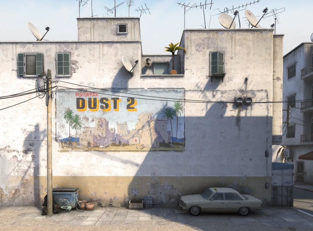 Photo of Legendara hartă de CS: GO Dust2 va fi actualizată