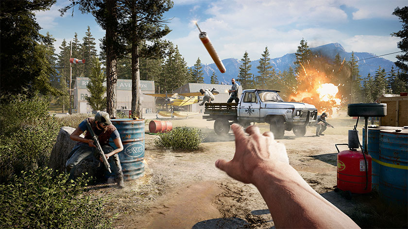 Photo of FarCry 6 ar putea reveni pe plaiuri exotice