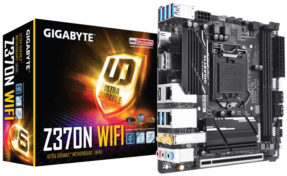 Photo of Gigabyte anunță Z370N WIFI, o placă de bază Mini-ITX