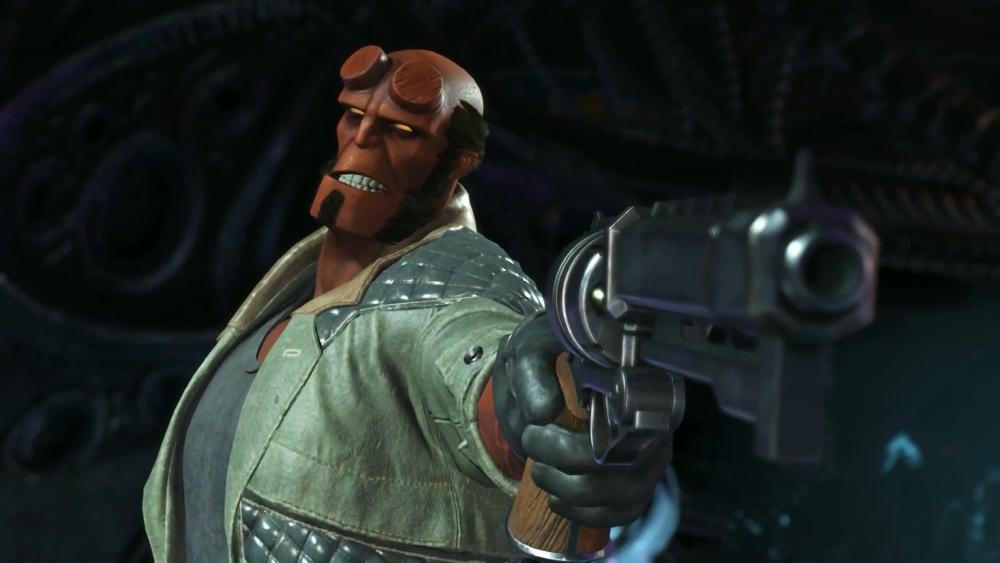 Photo of Hellboy va fi caracter jucabil în Injustice 2