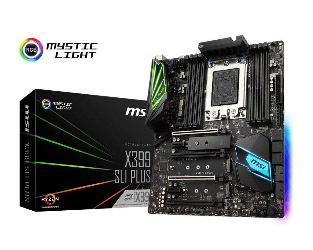 Photo of MSI lansează X399 SLI Plus pentru procesoarele Threadripper