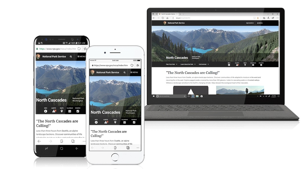 Photo of Microsoft Edge are acum variante de iOS și Android