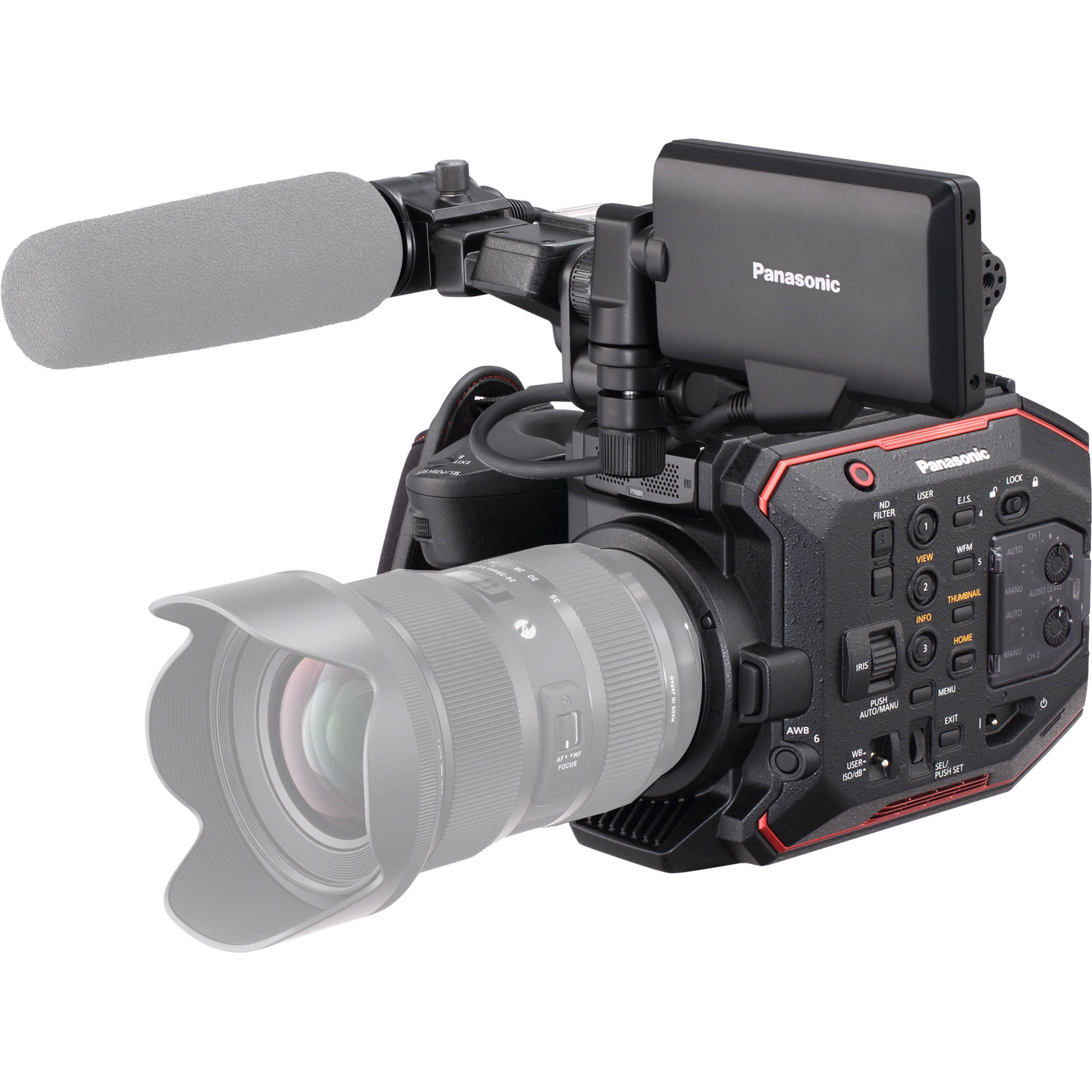 "Photo of Panasonic AU-EVA1  – Iata ce camera Super 35 poti cumpara cu ""doar"" 7000 de euro!"
