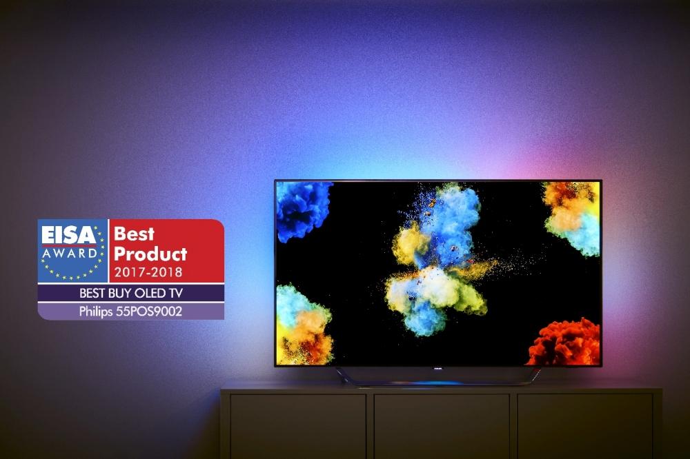 Photo of Televizorul Philips OLED 4K 9002, premiat la EISA, este disponibil în România din această lună