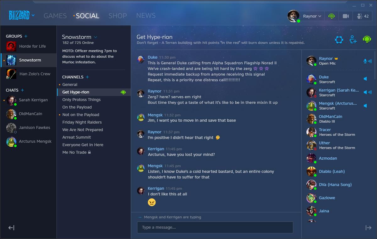 Photo of Battle.net adaugă noi funcții de socializare