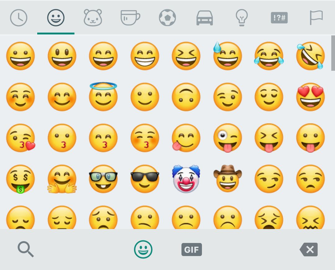 Photo of WhatsApp are acum emoticoane aproape noi