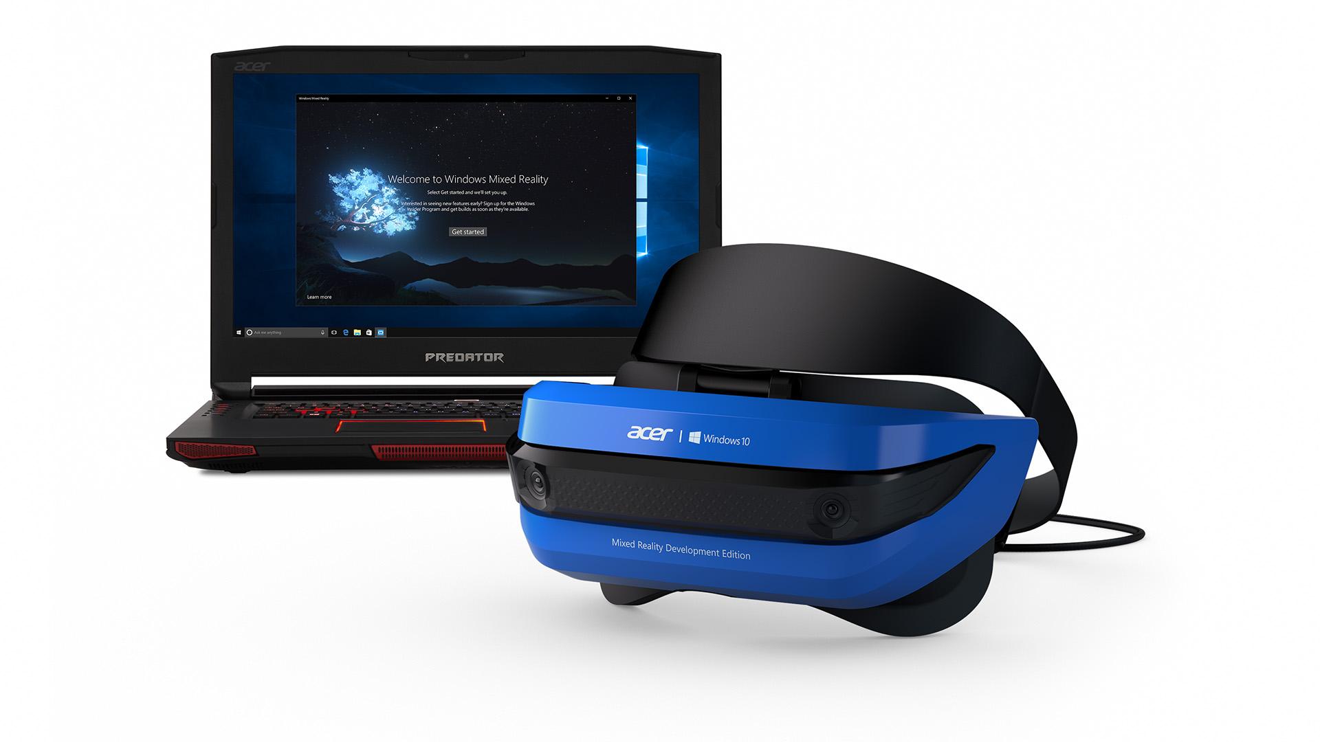 Photo of ACER Mixed Reality Headset – O alternativa pentru Oculus si Vive cu sustinere Microsoft