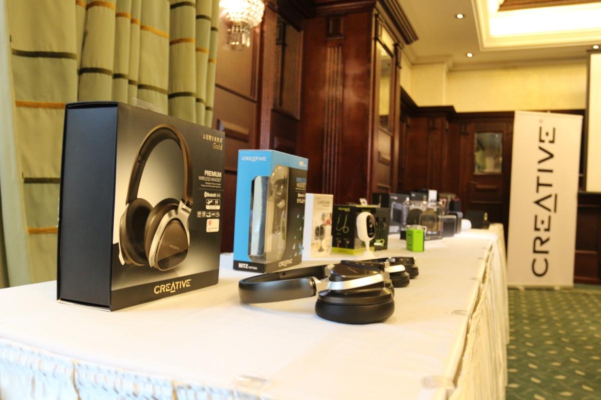 Photo of Creative Technology lansează în România noua gamă de produse