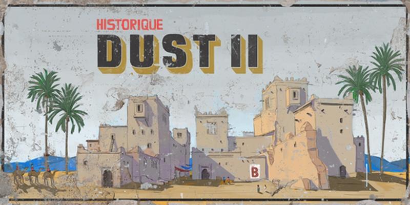 Photo of Dust 2 a fost relansat