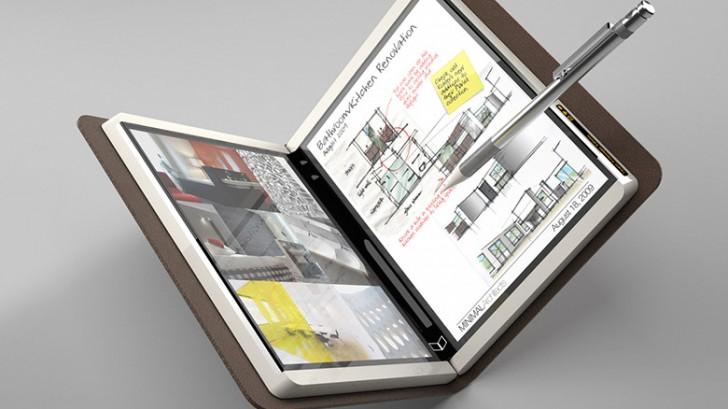 Photo of Microsoft pregătește încă o tabletă pliabilă