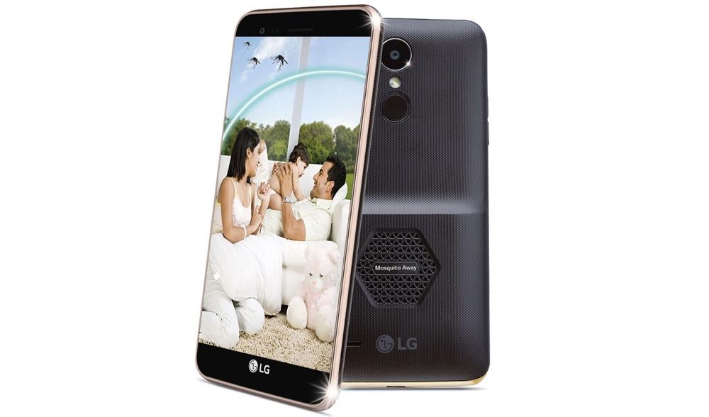 Photo of LG a lansat un telefon anti-țânțari