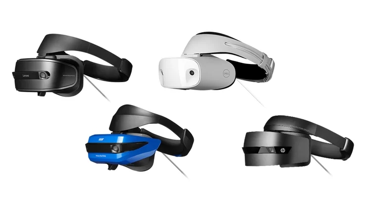 Photo of Toate HMD-urile compatibile acum cu Windows Mixed Reality