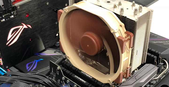 Photo of Sistem Build – AMD Threadripper 1950X + ASUS Radeon ROG RX Vega 64 STRIX!