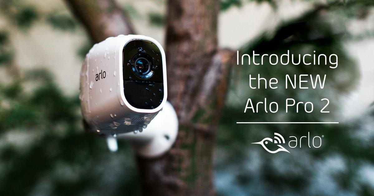 Photo of NETGEAR lansează ARLO PRO 2, o cameră de supraveghere intuitivă echipată cu rezoluţie 1080p HD