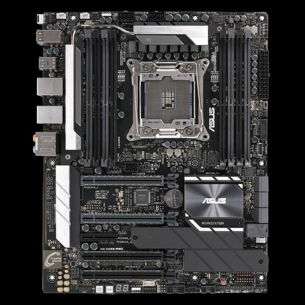 Photo of Asus lansează placa de bază WS X299 Pro
