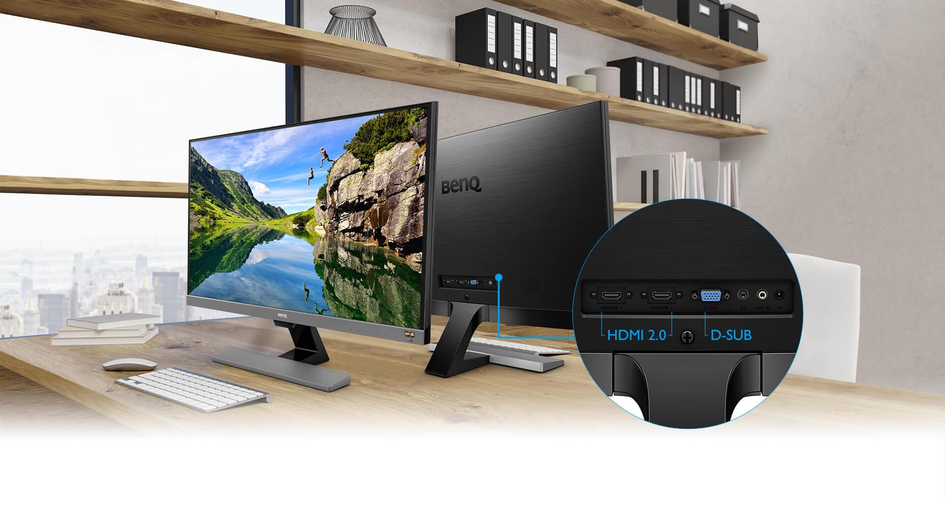 Photo of BenQ EW277HDR – Full HD HDR pentru acasa