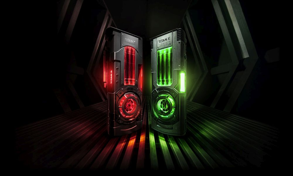 Photo of Nvidia Titan Xp este acum disponibil și în varianta Star Wars