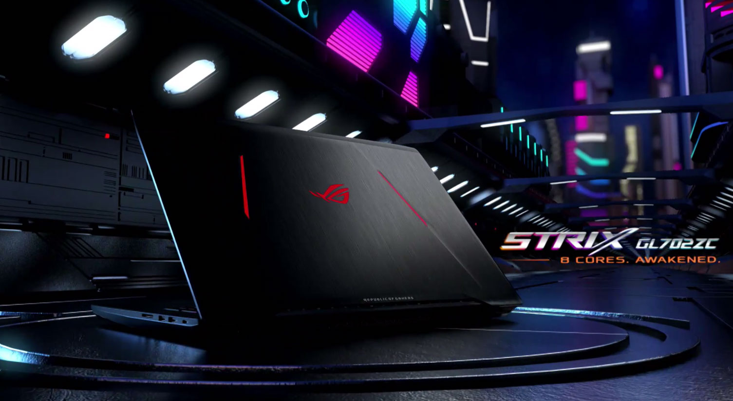 Photo of Preview laptop ROG Strix GL702ZC – AMD Ryzen si RX 580 de desktop, dar portabil!!!