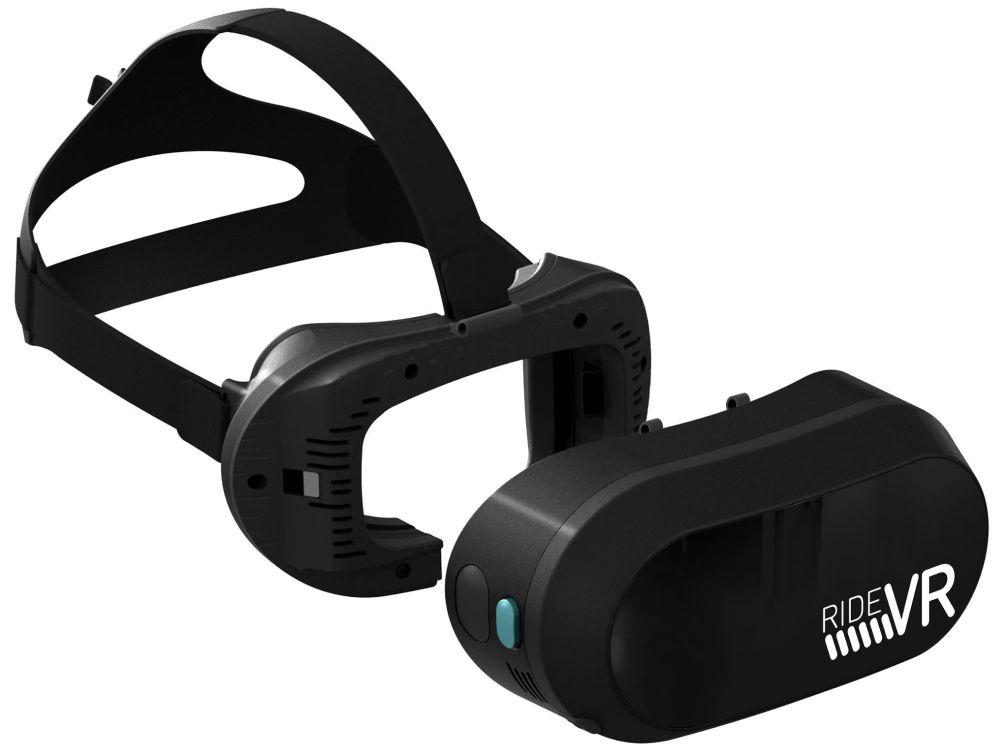Photo of Sensics construiește un kit VR mobil pentru parcuri de distracții