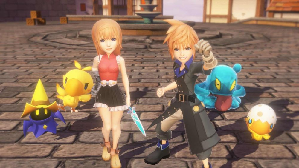 Photo of World of Final Fantasy a fost anunțat pentru PC