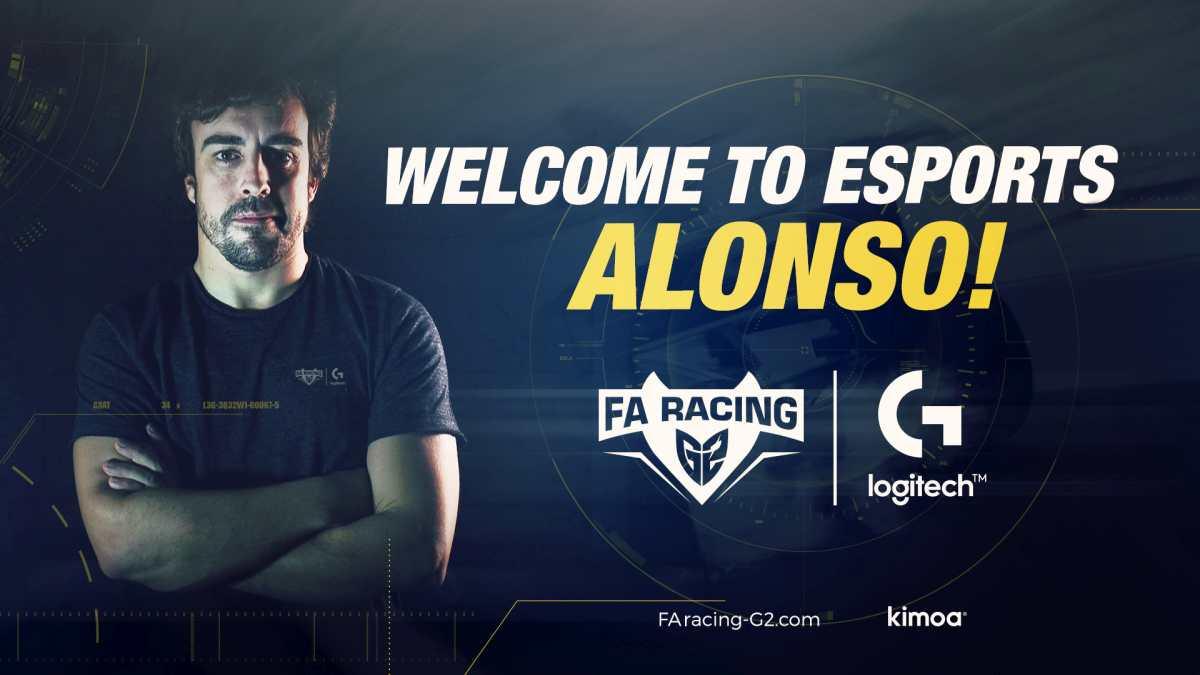 Photo of Fernando Alonso, dublu campion mondial la F1, își unește forțele cu Logitech G și G2 Esports
